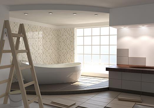 créer sa salle de bain