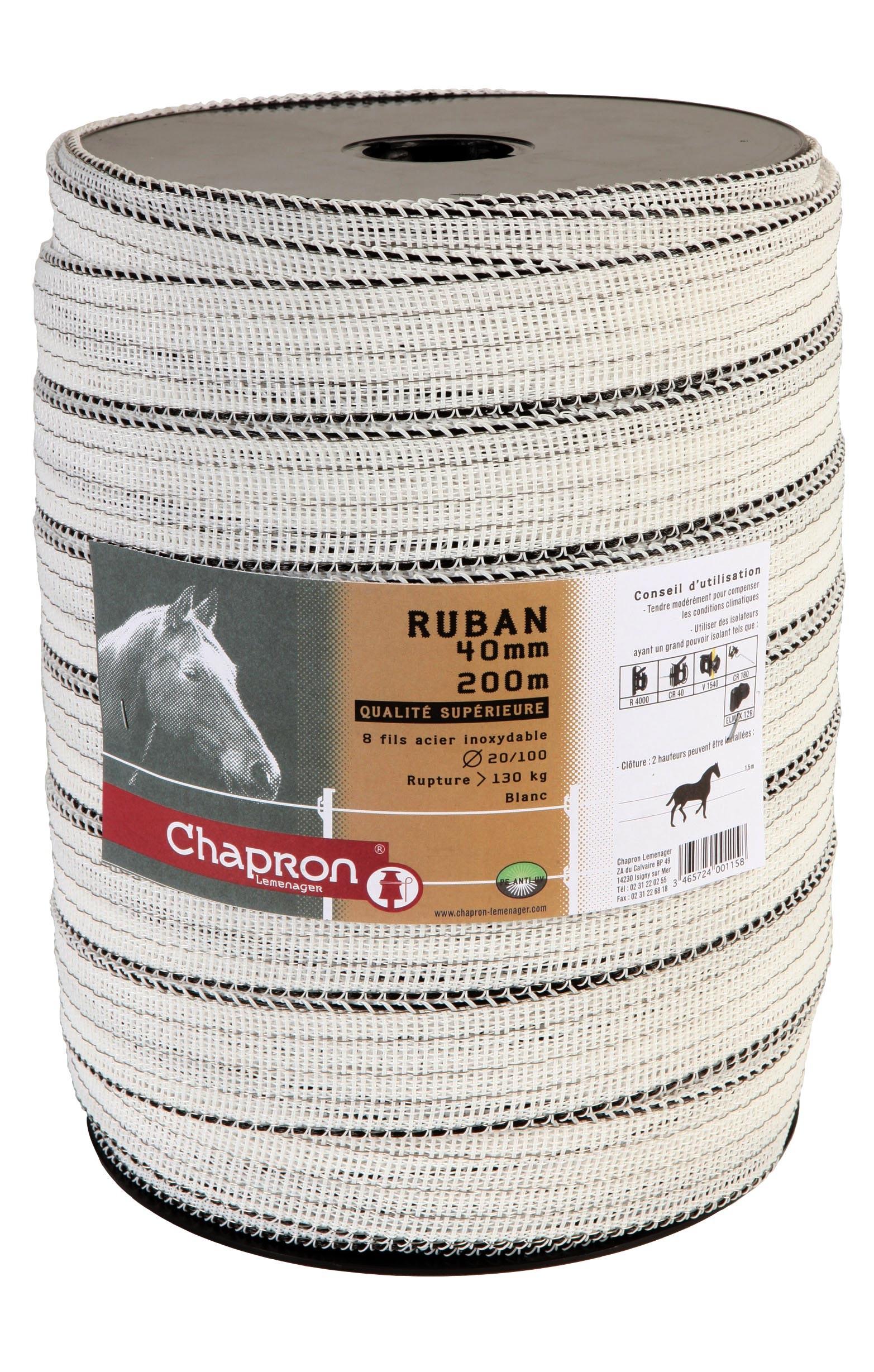 fil cloture electrique chevaux