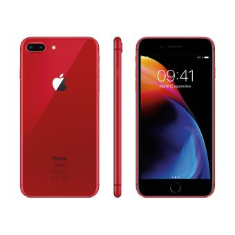 iphone 8 plus rouge