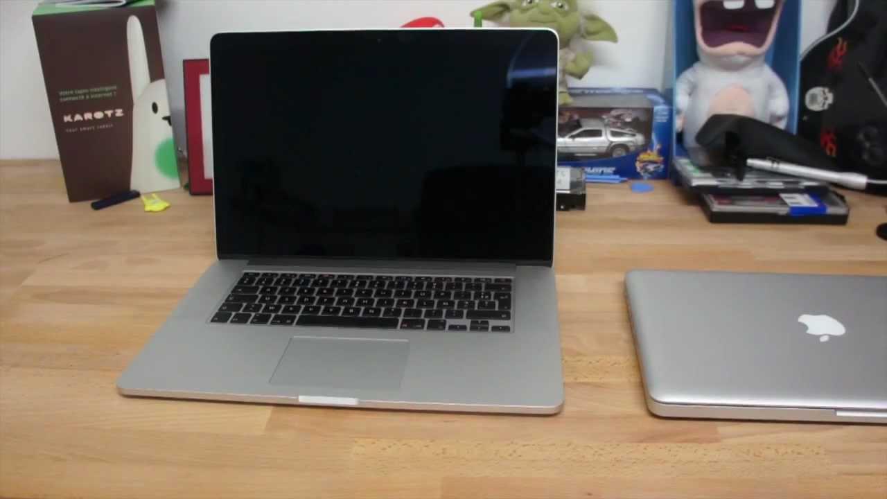 macbook pro 15 pouces