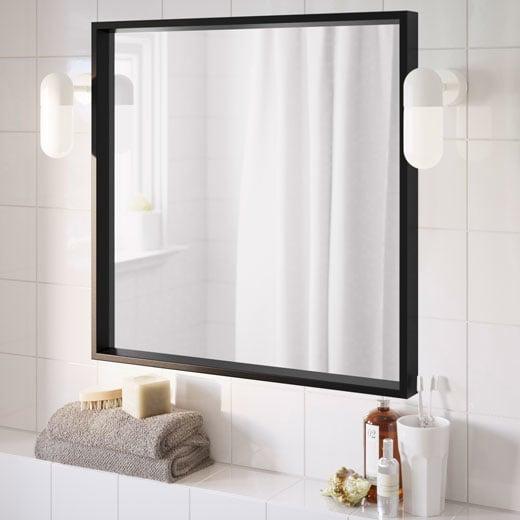 miroir pour salle de bain