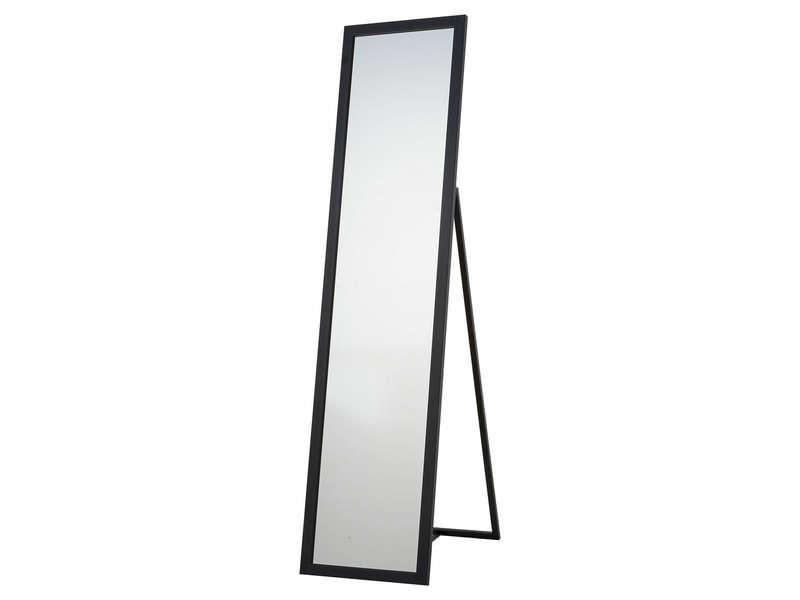 miroir sur pied
