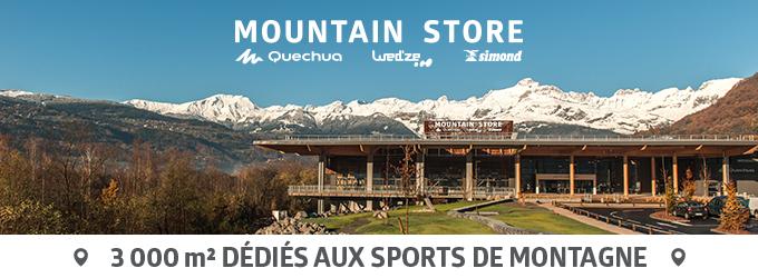 mountain store