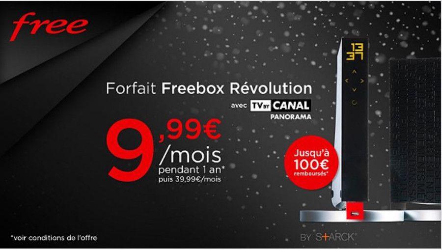 offre freebox revolution