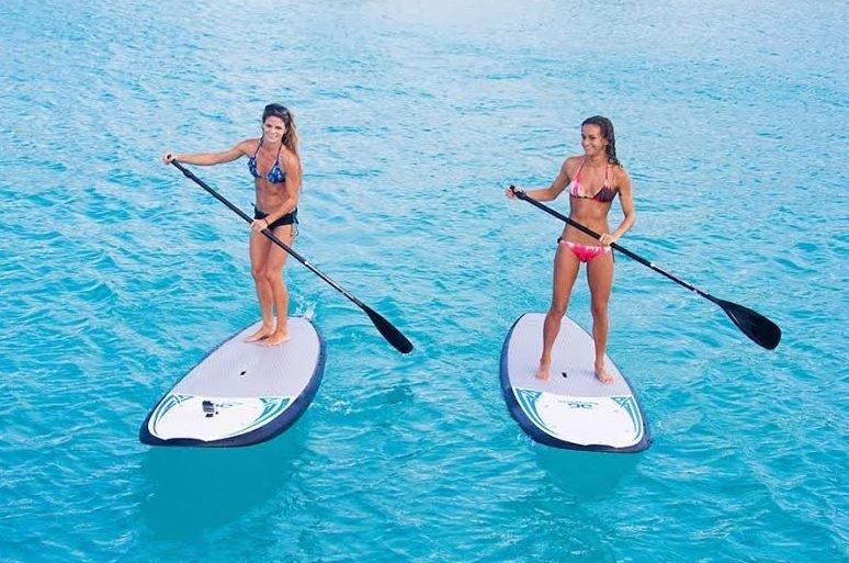 planche paddle