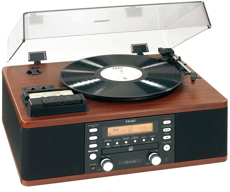 platine disque vinyl