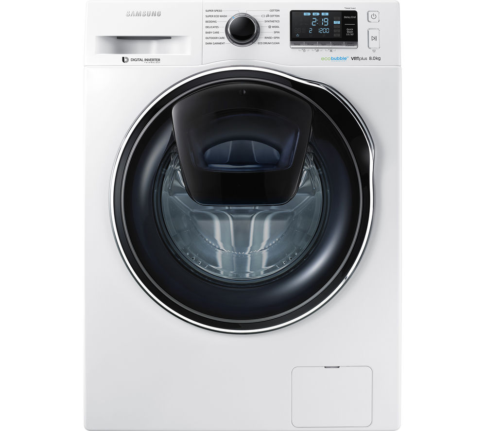 samsung ww90k6414qw add wash
