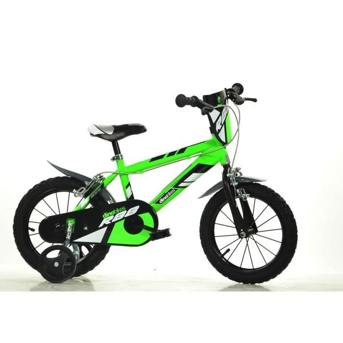 vélo 16 pouces garçon