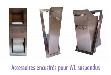 accessoires wc design