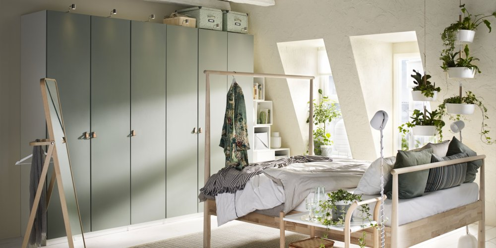 armoire de rangement chambre