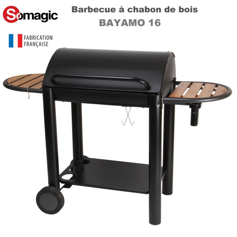 barbecue charbon