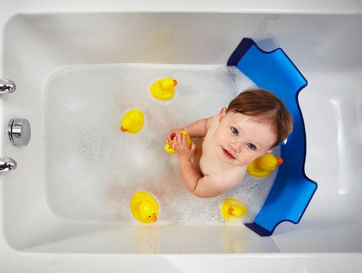 barriere de bain pour bebe