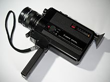 camera super 8