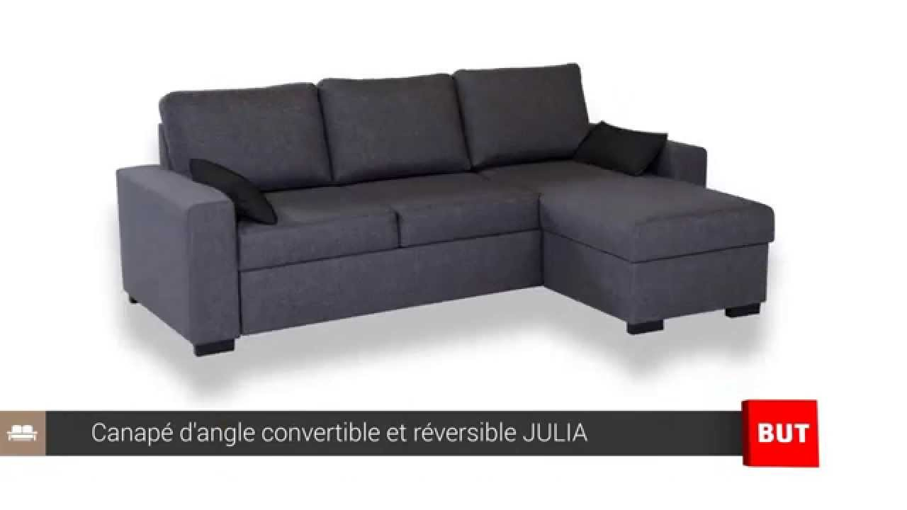 canapé convertible angle