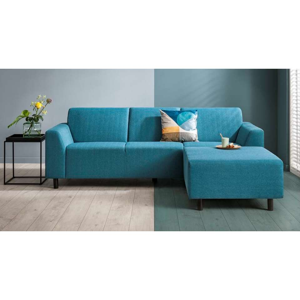 canapé turquoise