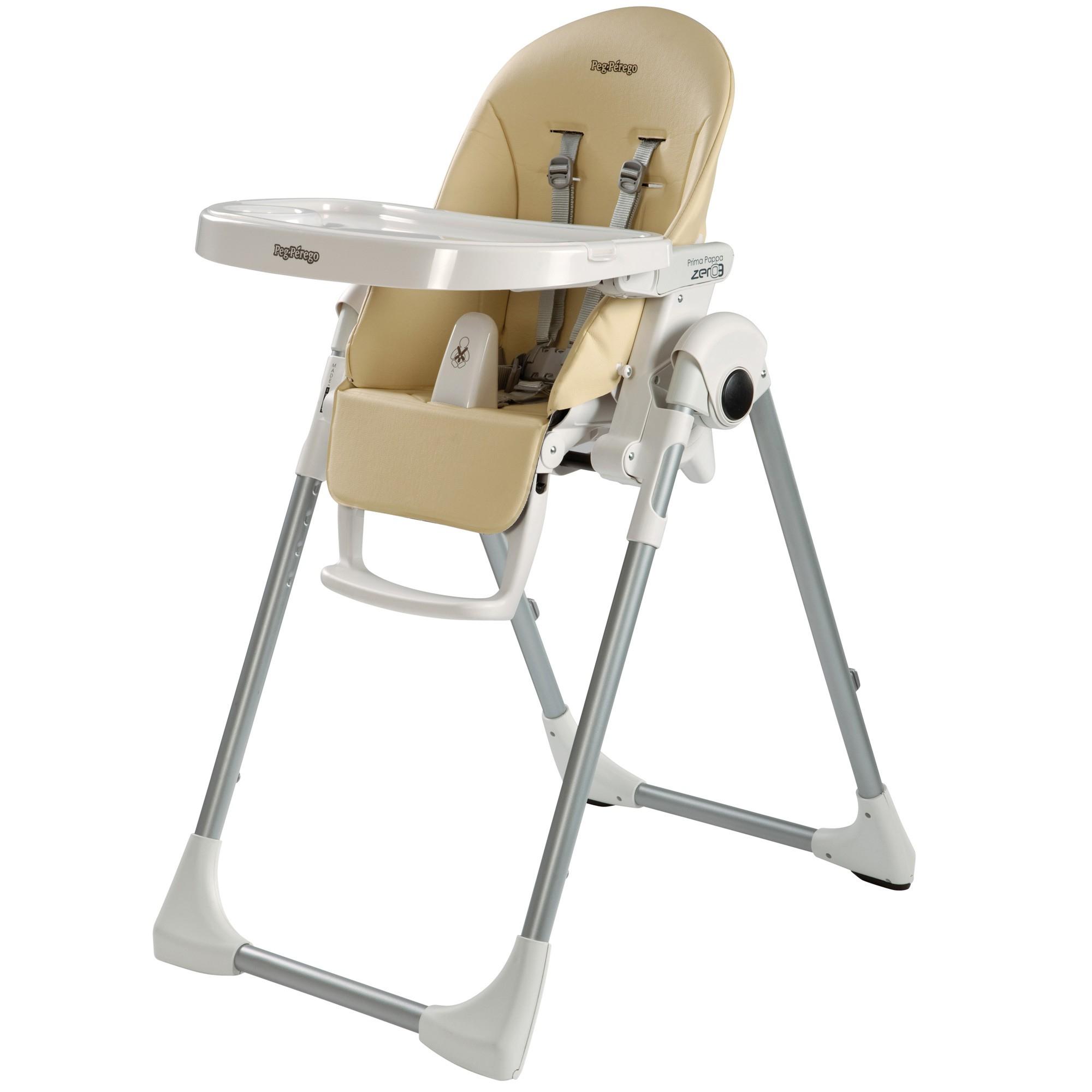 chaise haute peg perego zero 3