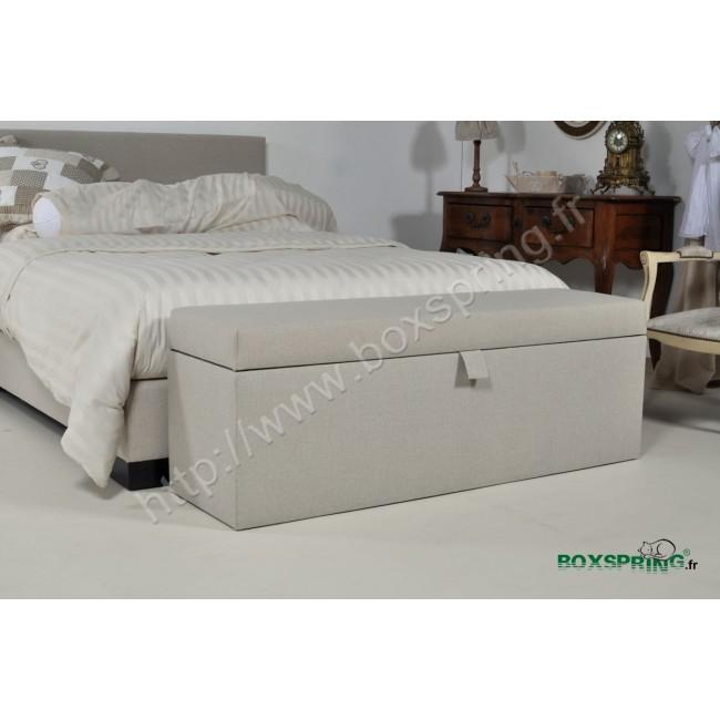 coffre de lit