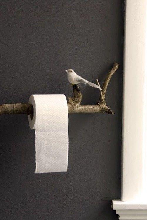 derouleur papier wc