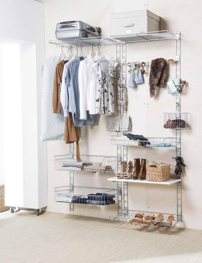 dressing cremaillere