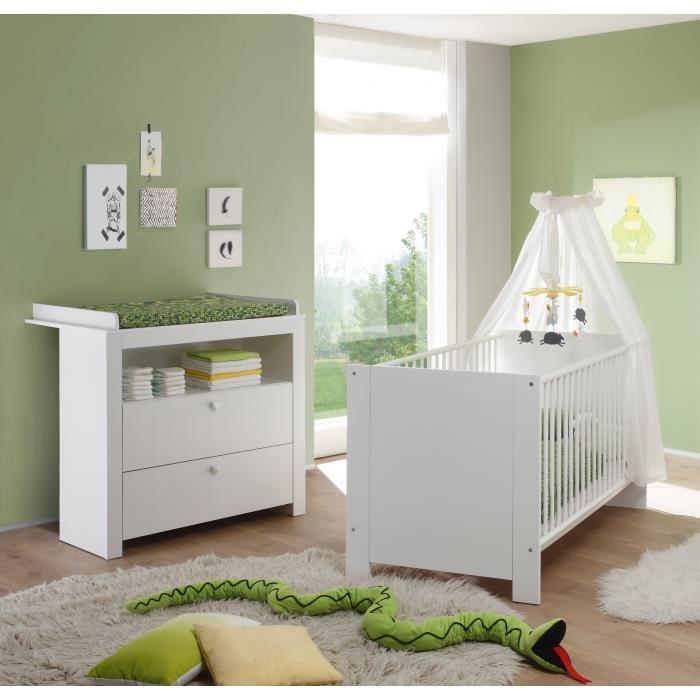 ensemble chambre bébé