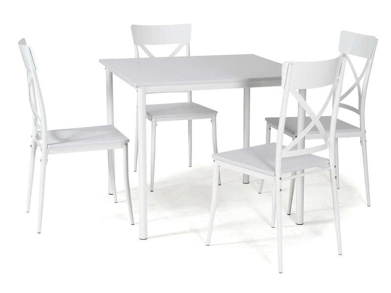 ensemble table et chaise de cuisine