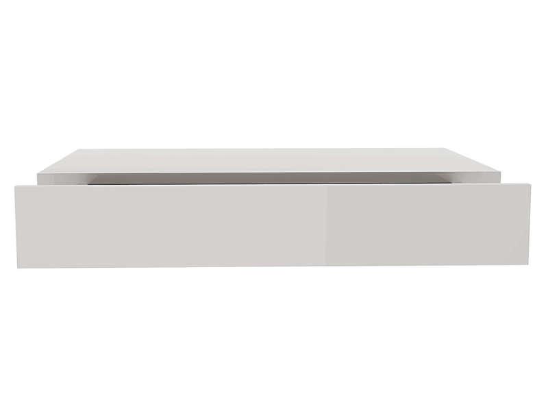 étagère murale avec tiroir intégré