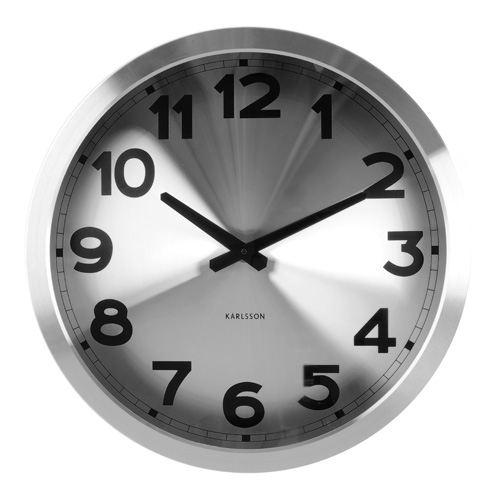 horloge silencieuse