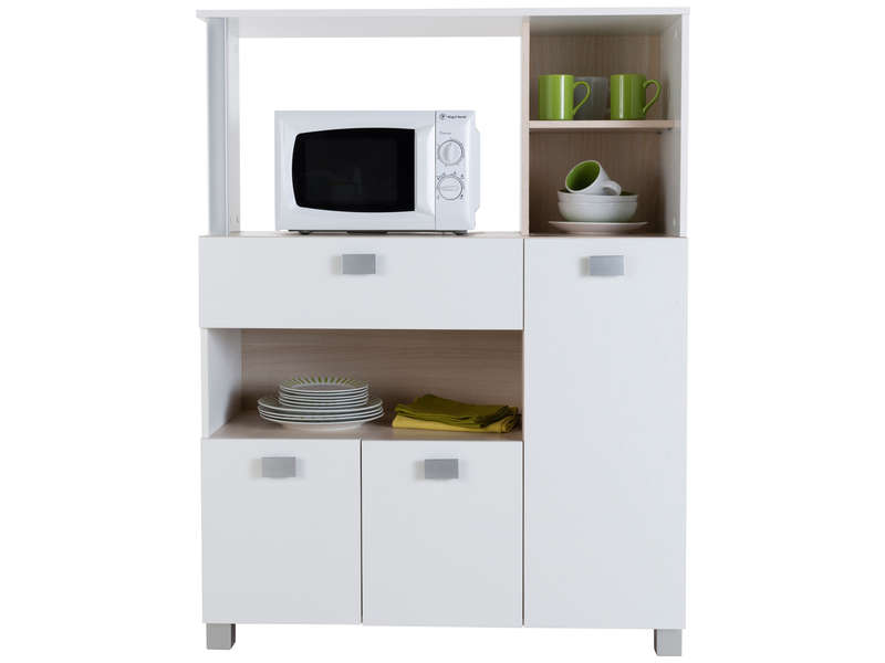 meuble cuisine micro onde