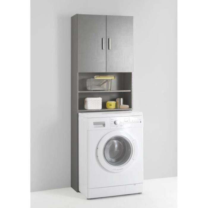 meuble machine à laver