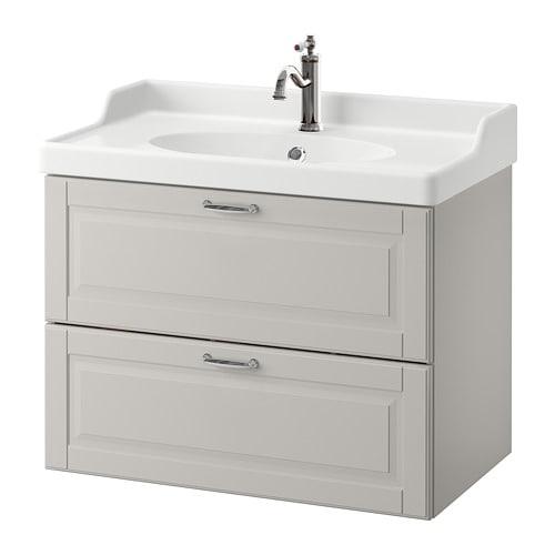 meuble pour lavabo