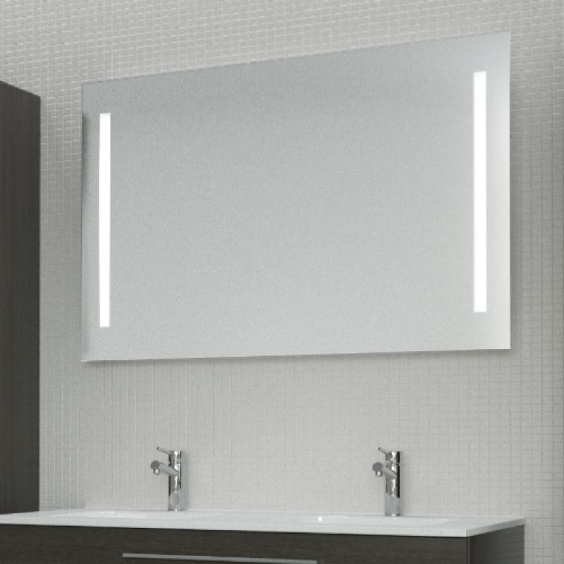 miroir salle de bain avec éclairage intégré