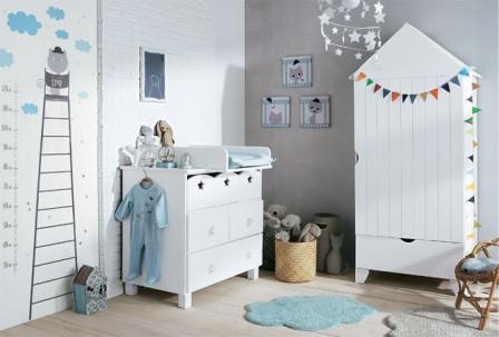 mobilier chambre bébé