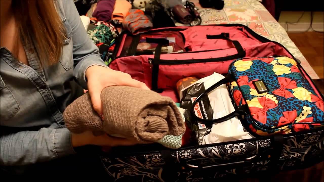 mon bagage et moi