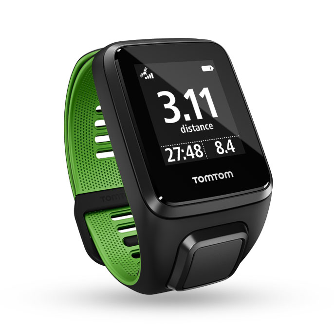 montre tomtom runner 3