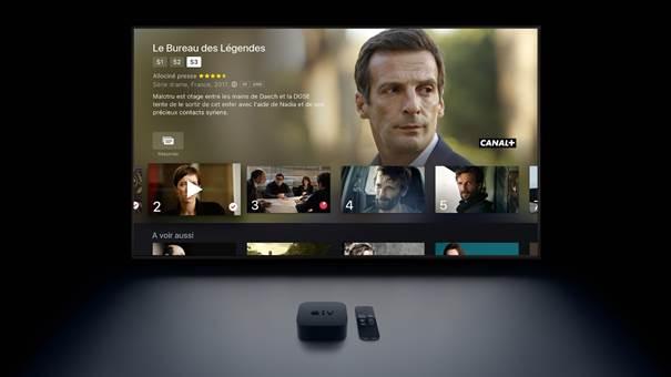 mycanal apple tv