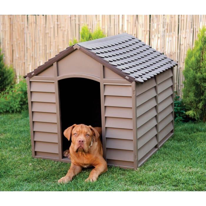 niche pour grand chien