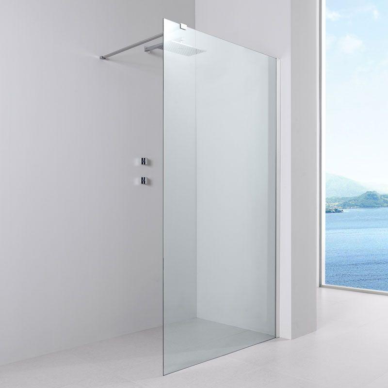 paroi de douche en verre