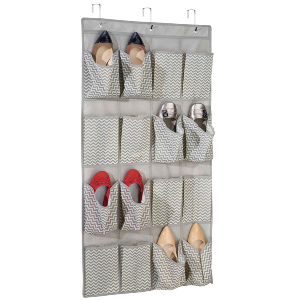 range chaussure tissu