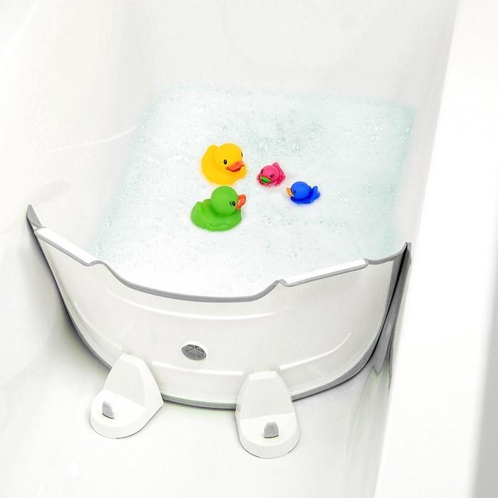 réducteur de baignoire babydam