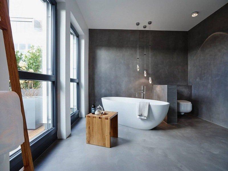 revetement mural salle de bain