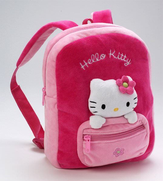 sac a dos hello kitty
