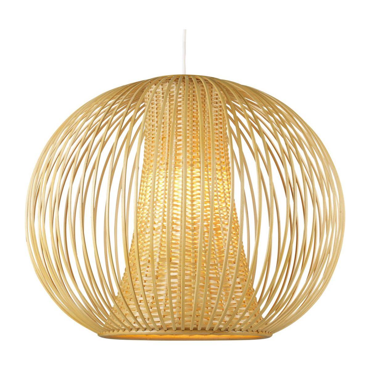 suspension en bambou