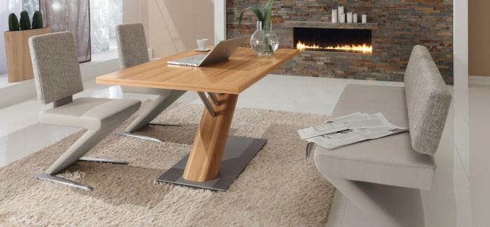 table et chaise salon