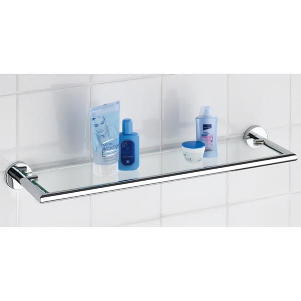 tablette salle de bain sans percer
