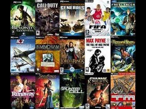 top jeux pc