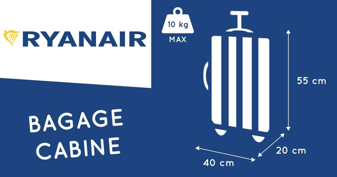 valise de cabine ryanair