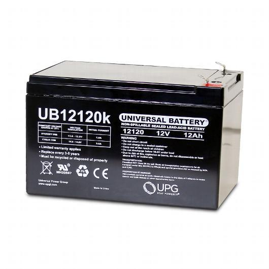 batterie 12v 12ah