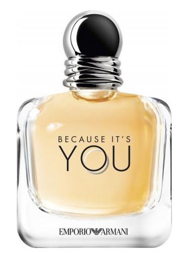 because it's you parfum