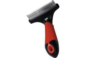 brosse chien poil long