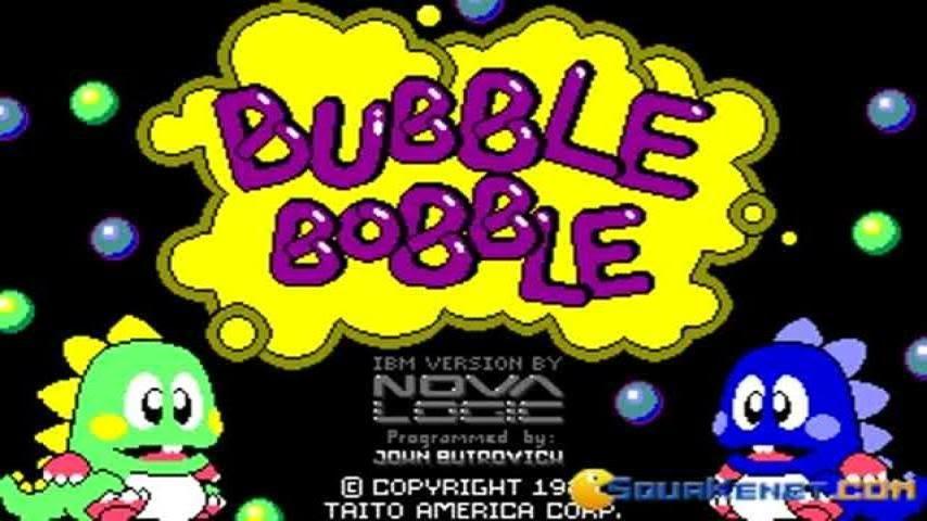 bubble and bubble